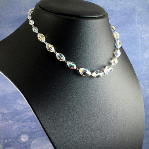 Clear Swarovski Crystals N-0207-c