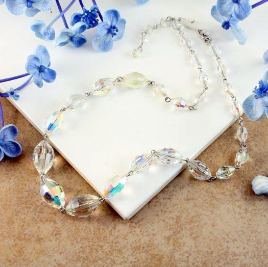 Clear Swarovski Crystals N-0207-d