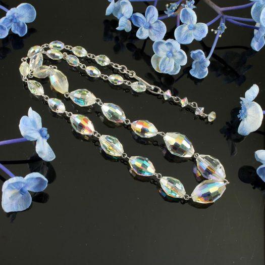 Clear Swarovski Crystals N-0207-e
