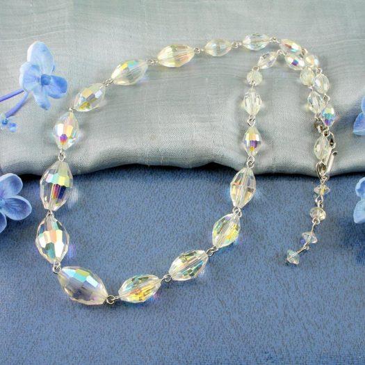 Clear Swarovski Crystals N-0207-g