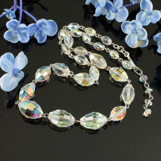 Clear Swarovski Crystals N-0207-h