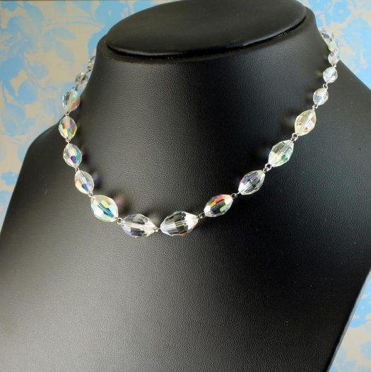 Clear Swarovski Crystals N-0207-i