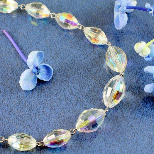 Clear Swarovski Crystals N-0207-j
