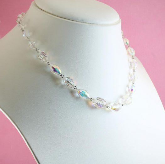 Clear Swarovski Crystals N-0207-k