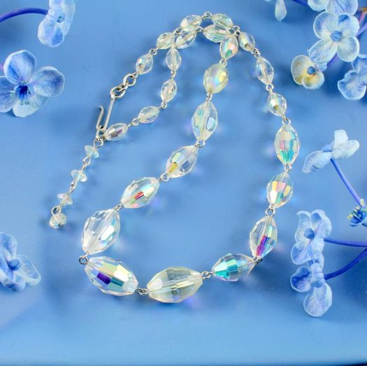 Clear Swarovski Crystals N-0207-l