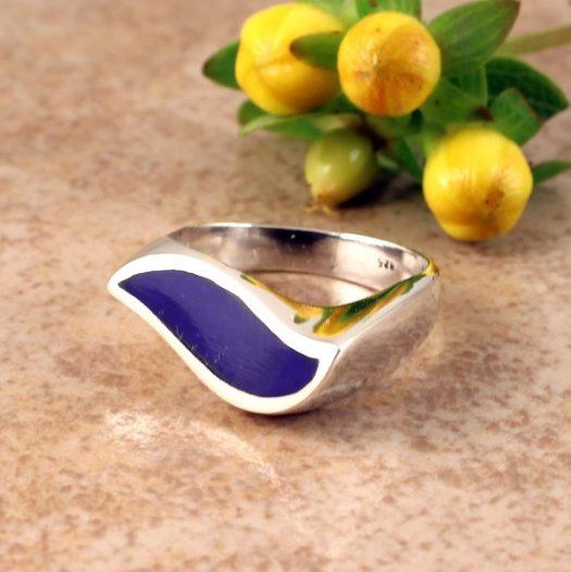 Lapis Lazuli Ring R-0195-a