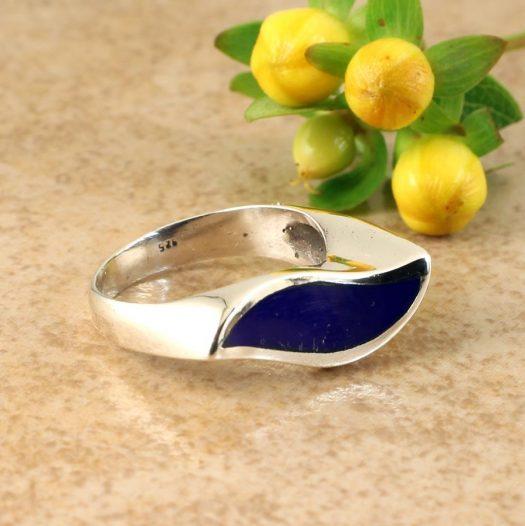 Lapis Lazuli Ring R-0195-c