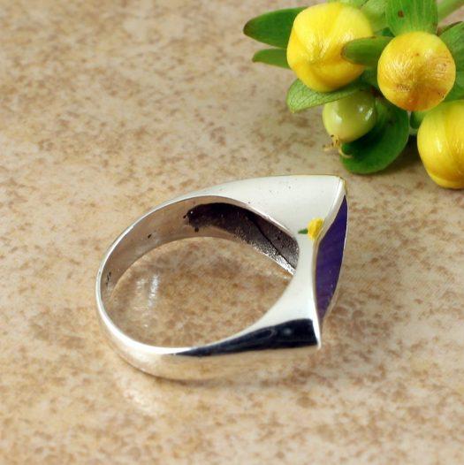 Lapis Lazuli Ring R-0195-d