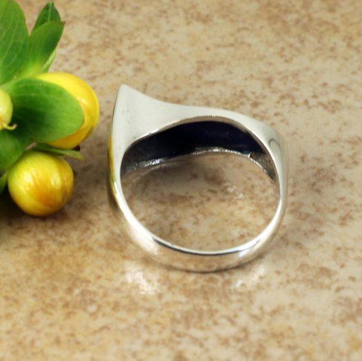 Lapis Lazuli Ring R-0195-f