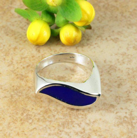 Lapis Lazuli Ring R-0195-i