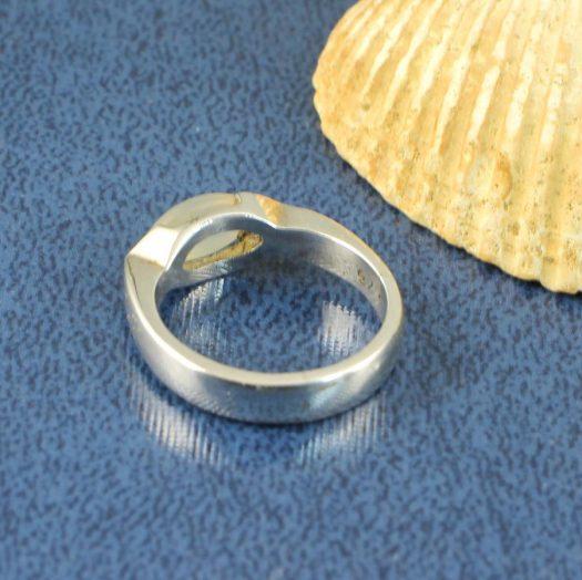 Moonstone Oval Ring R-0204-g