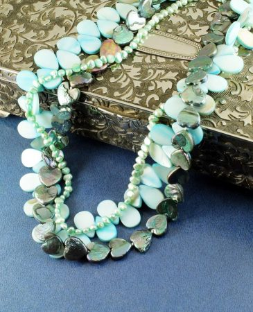 Mother-of-Pearl 3 Strand N-0101-a