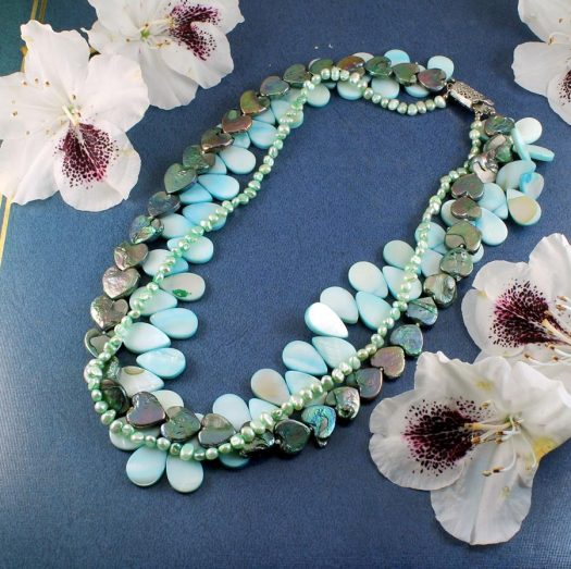 Mother-of-Pearl 3 Strand N-0101-e