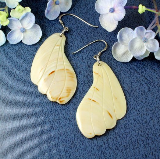 Mother-of-Pearl Butterfly Wings E-0111-d