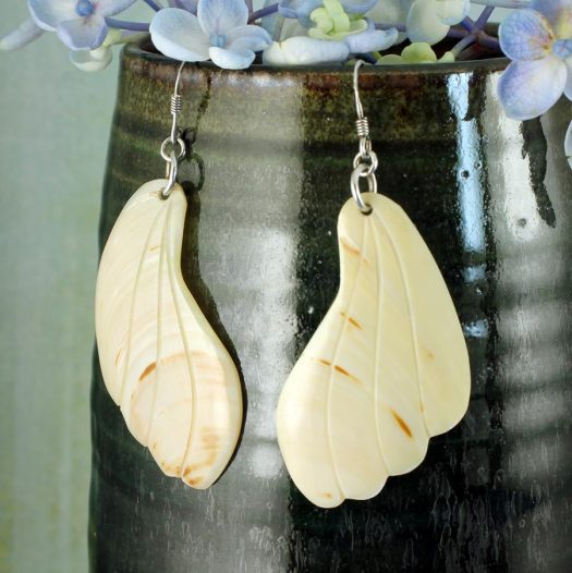 Mother-of-Pearl Butterfly Wings E-0111-e