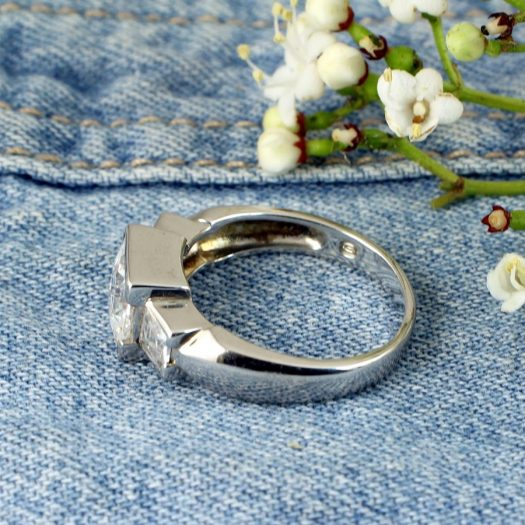 Quartz Crystal Ring R-0189-f
