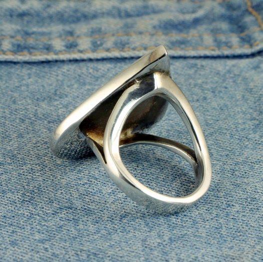 Red Jasper Ring R-0103-h