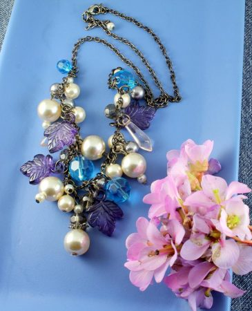 White Freshwater Pearls N-0175-a