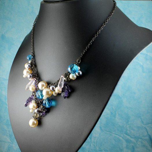 White Freshwater Pearls N-0175-c