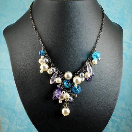 White Freshwater Pearls N-0175-e