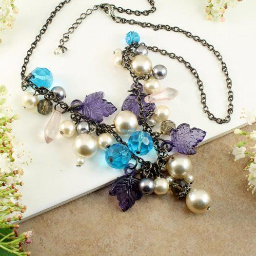 White Freshwater Pearls N-0175-h