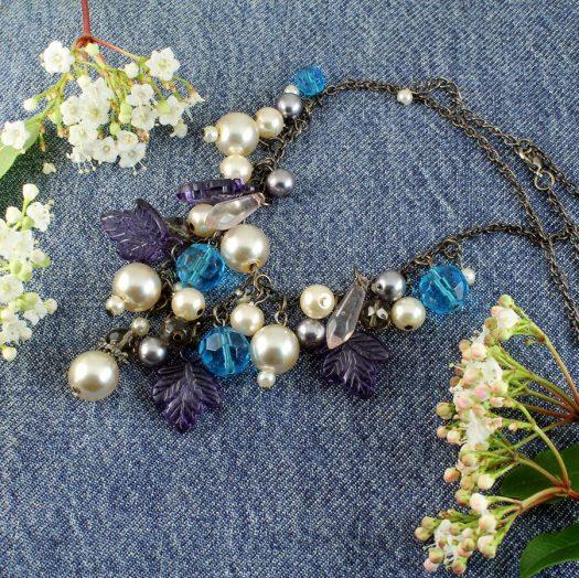 White Freshwater Pearls N-0175-j