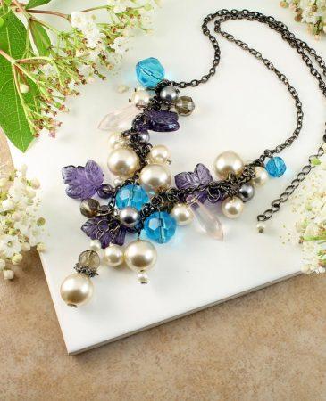 White Freshwater Pearls N-0175-l
