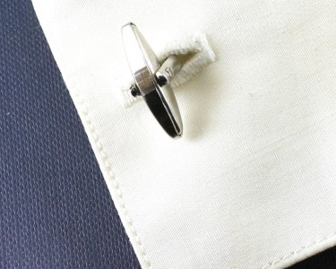 Blue Rhinestone Cufflinks G-0104-g (Copy)
