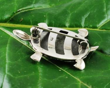 Vintage_Marcasite_&_Silver_Turtle_Brooch-G-0105-h (Copy)