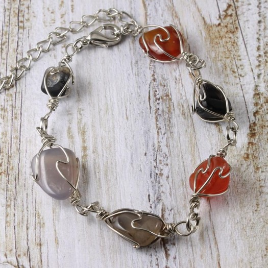 Muted_Tones_ Agate_Bracelet-B-0153-a