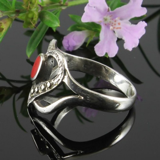 Garnet-&-Marcasite-Vintage-Style-Heart-Ring-R-0143-f