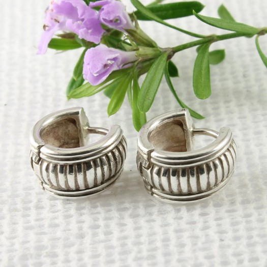 Vintage-style_Fluted_Silver_Barrel_Hoops_E-0216-c