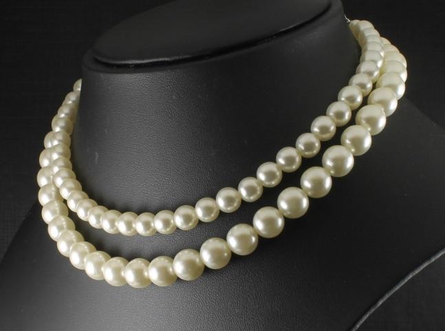 White Pearl Collar