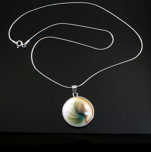 Shiva Eye Shell N-0174-b