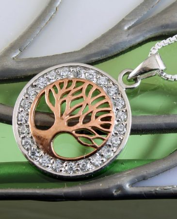 Tree of Life Pendant N-0188-j