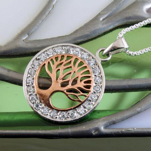 Tree of Life Pendant N-0188-j