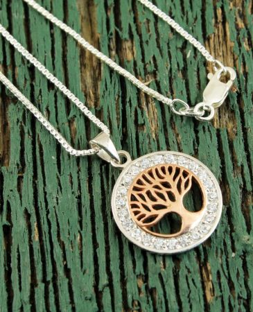 Tree of Life Pendant N-0188-k