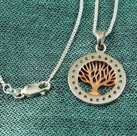 Tree of Life Pendant N-0188-l